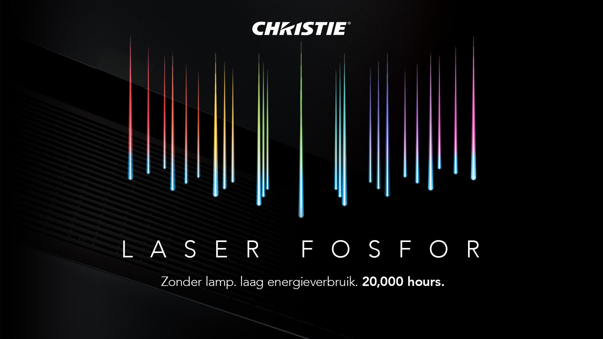 Christie Laserfosfor