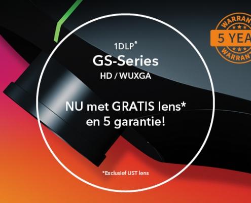 Christei GS serie GRATIS lens