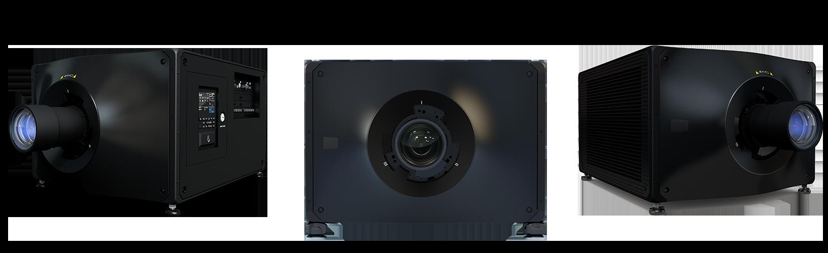 Christie D4K40RGB laserprojector