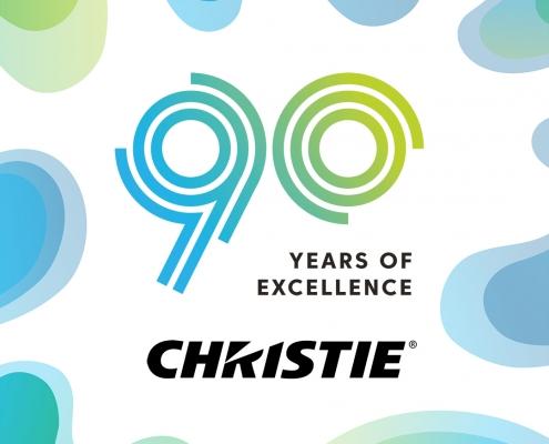Christie 90 jaar