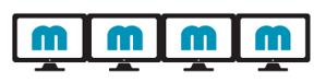 MatroxPowerDesk clone-mode