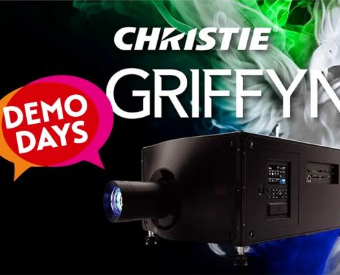 Christie Griffyn 4K32-RGB demo days tour webbanner1200x820px
