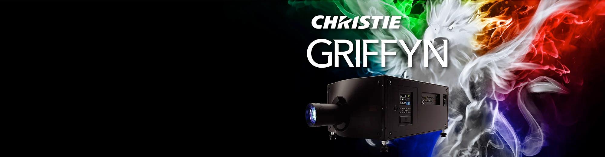 Christie Griffyn 4K32-RGB webbanner