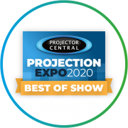Christie ProjectionExpo2020-Best-Of-Show-Award